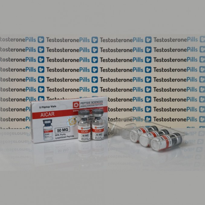 AICAR 50 mg Peptide Sciences | TPT-0171