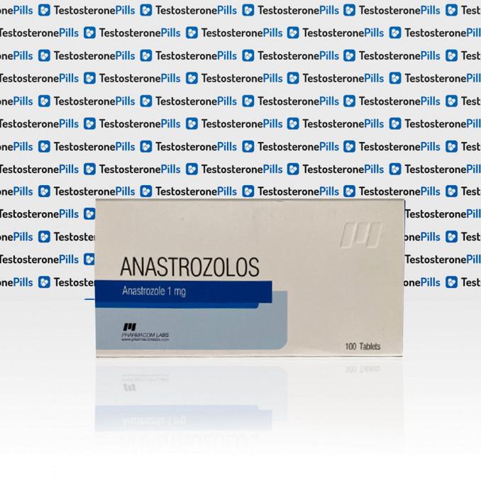 Anastrazolos 1 mg Pharmacom Labs | TPT0003 buy