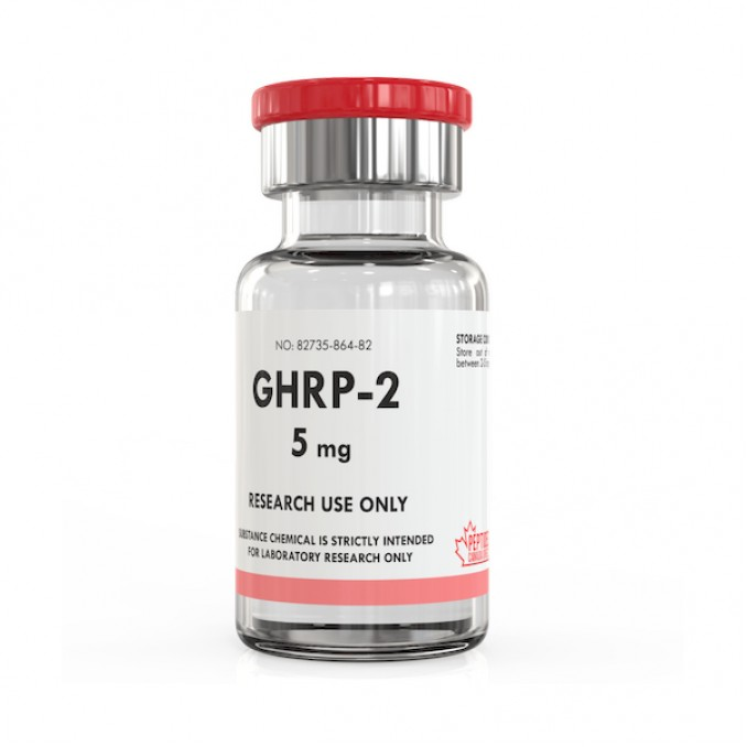 GHRP 2 5 mg Canada Peptides | TPT-0180
