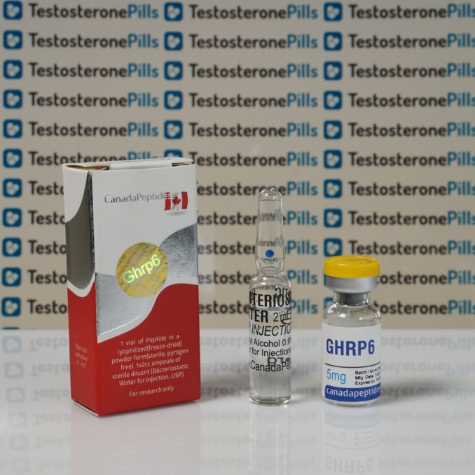GHRP 6 5 mg Canada Peptides | TPT-0304