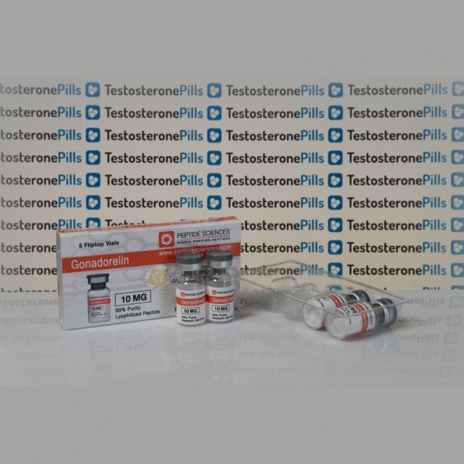 Gonadorelin 10 mg Peptide Sciences | TPT-0155