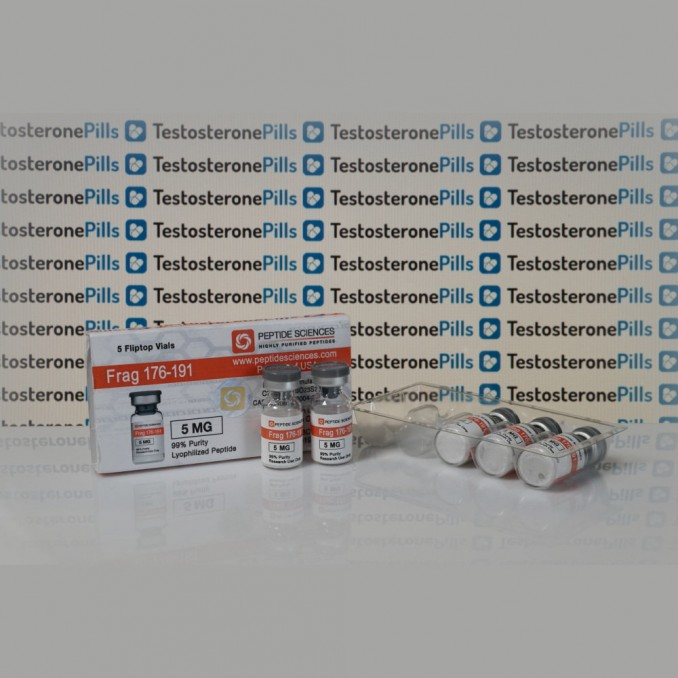 HGH Frag 176-191 5 mg Peptide Sciences   TPT-0172