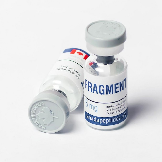 HGH Frag 5 mg Canada Peptides   TPT-0175