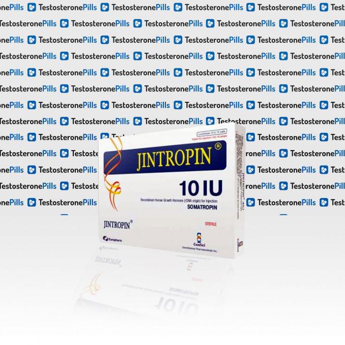 Jintropin Original 10 IU Europharm | TPT-0158 buy