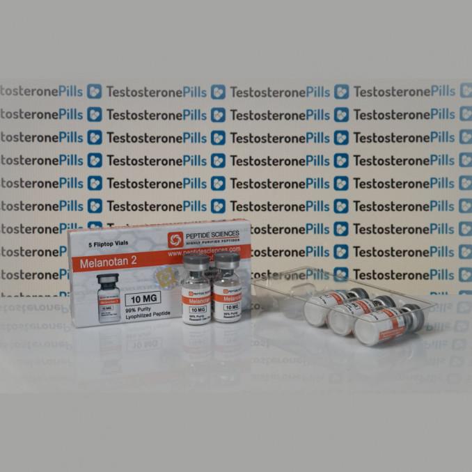 Melanotan 2 10 mg Peptide Sciences | TPT-0167