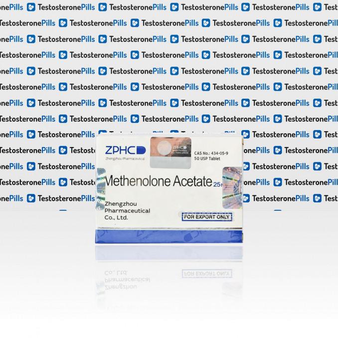 Methenolone Acetate (Primobolan) 25 mg Zhengzhou | TPT-0026