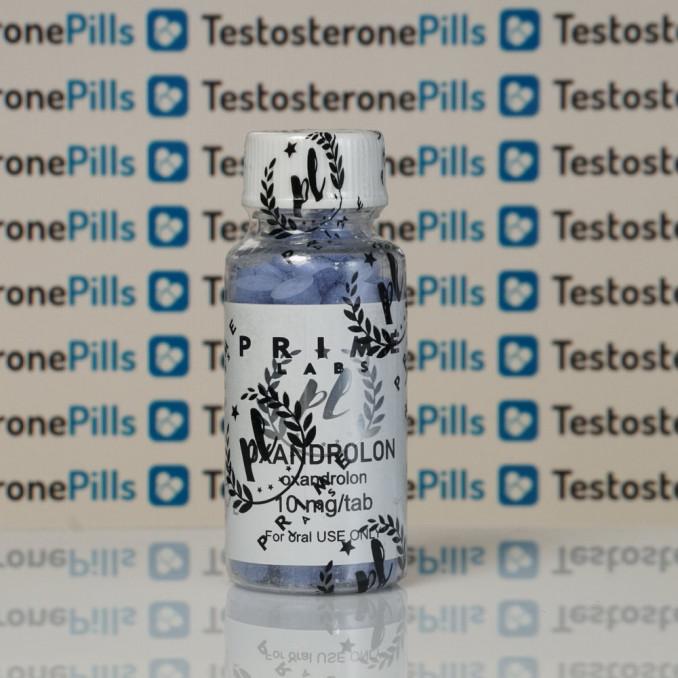 Oxandrolon 10 mg Prime   TPT-0039