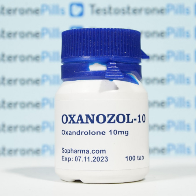 Oxanozol 10 mg Sopharma   TPT-0055