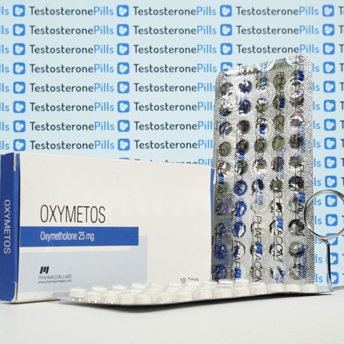 Oxymetos 25 mg Pharmacom Labs | TPT-0075