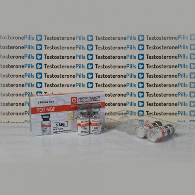 PEG MGF 5 mg Peptide Sciences   TPT-0183