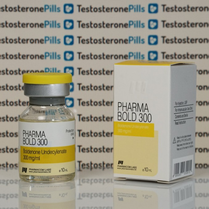 Pharma Bold 300 mg Pharmacom Labs | TPT-0036