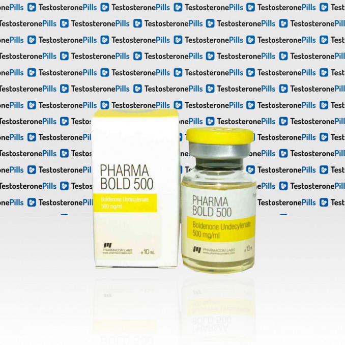 Pharma Bold 500 mg Pharmacom Labs | TPT-0053