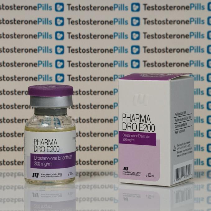 Pharma Dro Е 200 mg Pharmacom Labs | TPT-0221