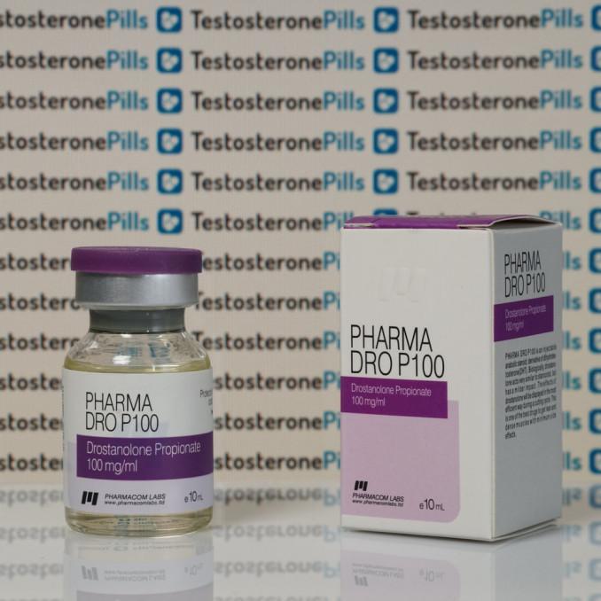 Pharma Dro P100 100 mg Pharmacom Labs   TPT-0077