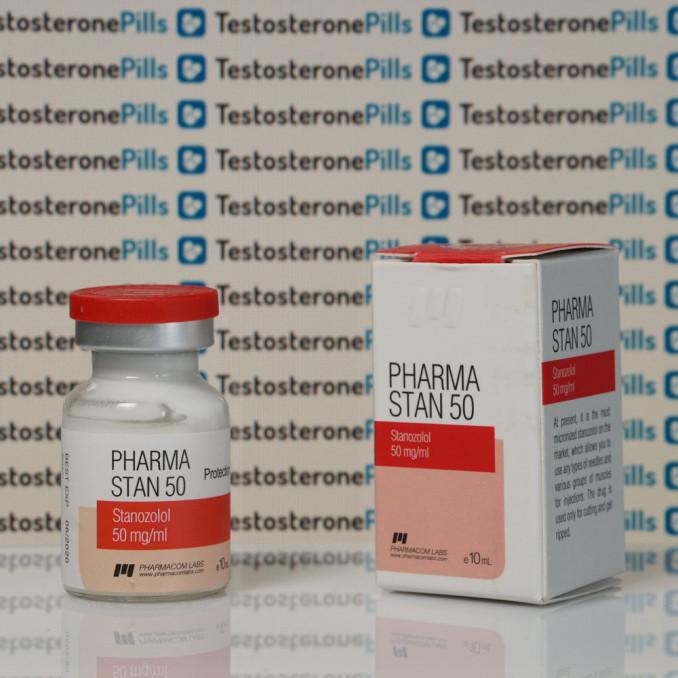 Pharma STAN 50 mg Pharmacom Labs   TPT-0109