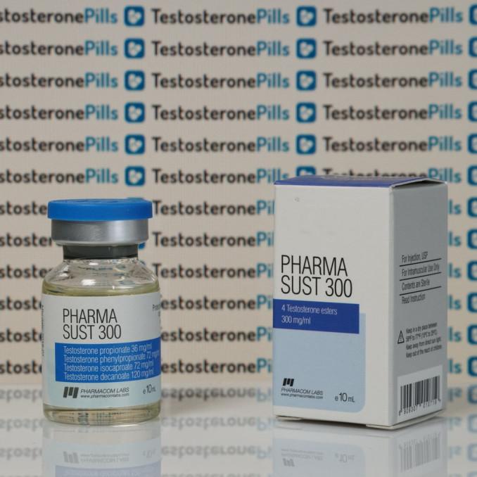 Pharma Sust 300 mg Pharmacom Labs   TPT-0088