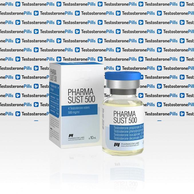 Pharma Sust 500 mg Pharmacom Labs | TPT-0090
