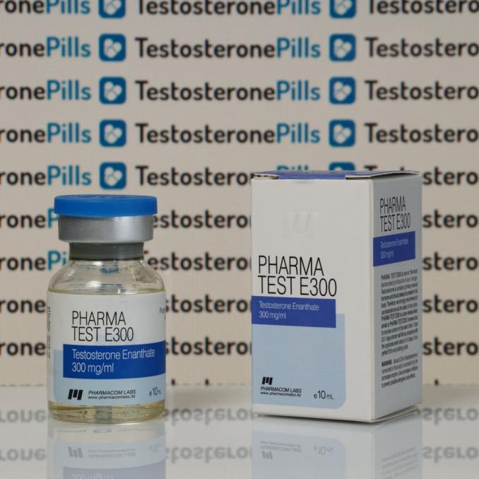 Pharma Test E 300 mg Pharmacom Labs | TPT-0151