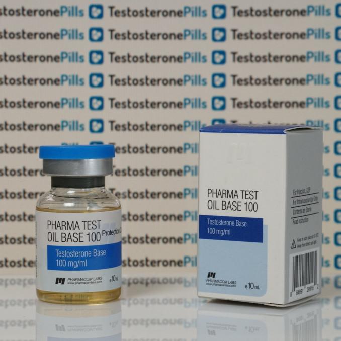 Pharma Test Oil Base 100 mg Pharmacom Labs | TPT-0251 buy