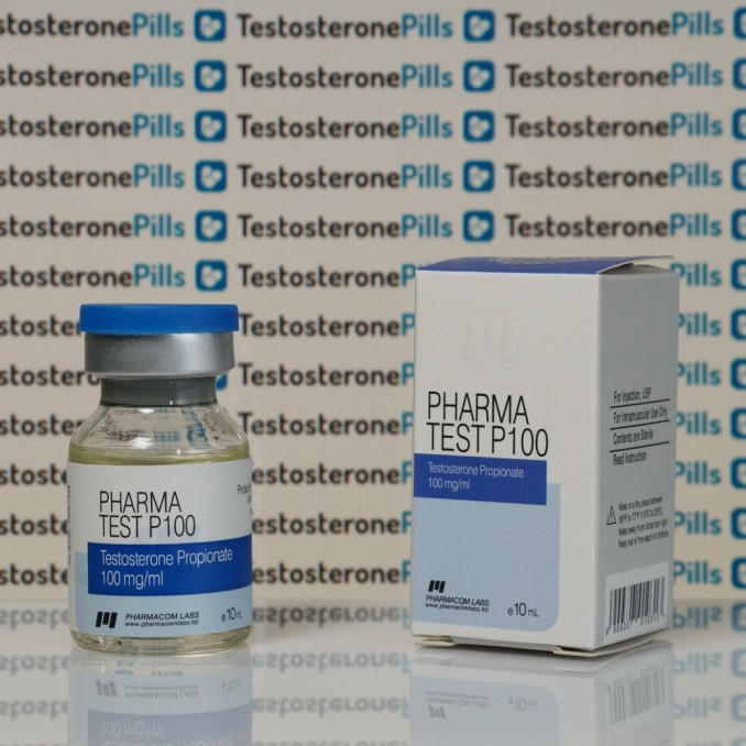 Pharma Test P 100 mg Pharmacom Labs | TPT-0115