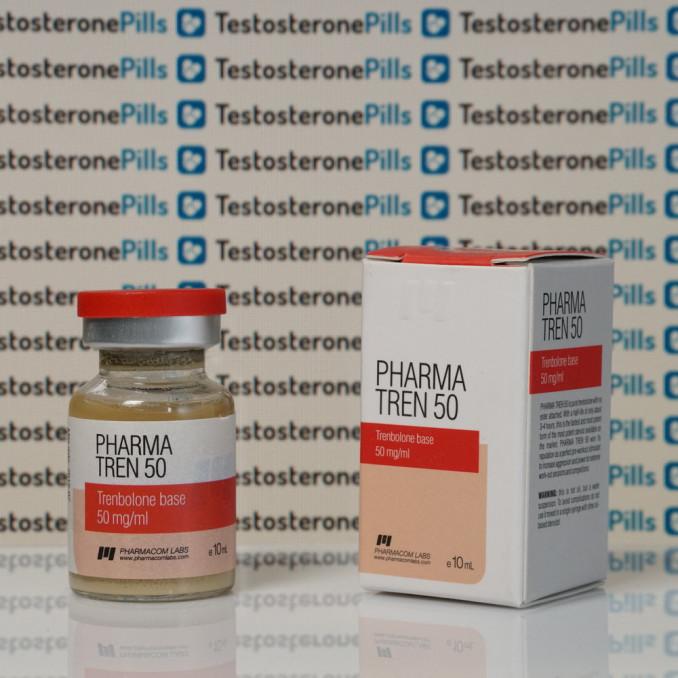 Pharma TREN 50 50 mg Pharmacom Labs | TPT-0038
