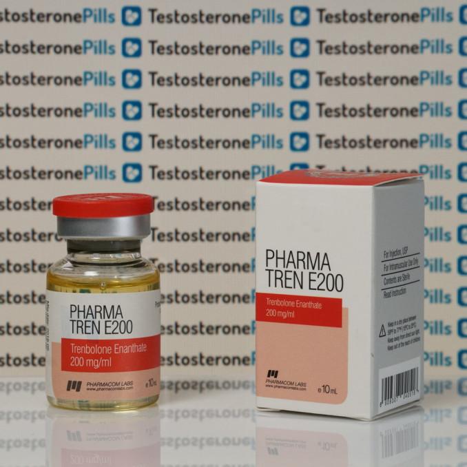 Pharma TREN Е 200 mg Pharmacom Labs | TPT-0044