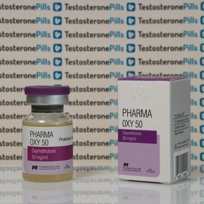 PharmaOxy 50 mg Pharmacom Labs | TPT-0091