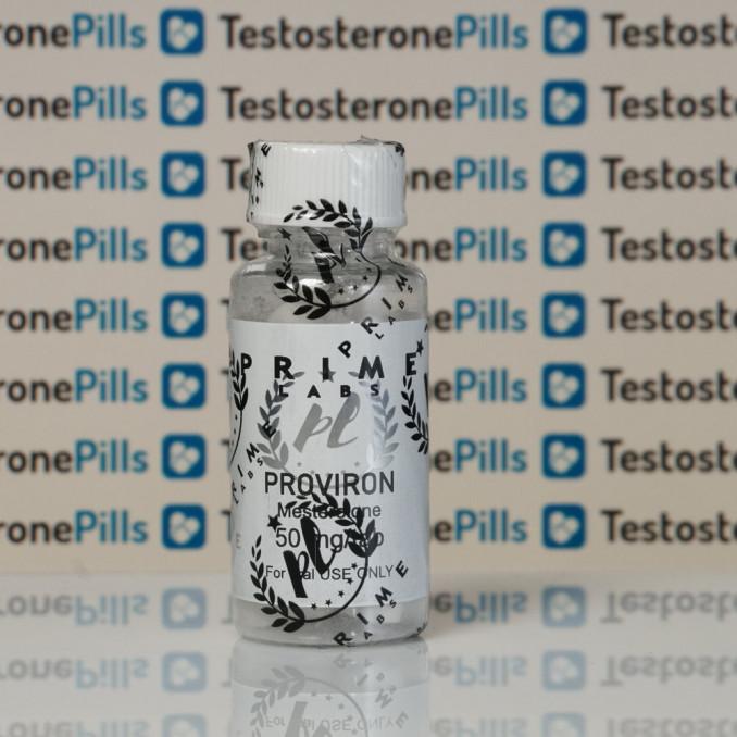 Proviron 50 mg Prime   TPT-0013