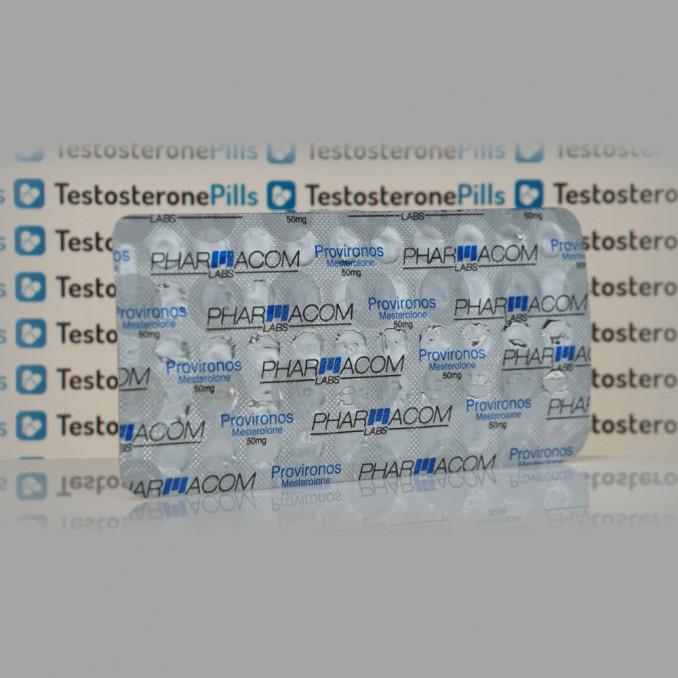 Provironos 50 mg Pharmacom Labs | TPT-0015