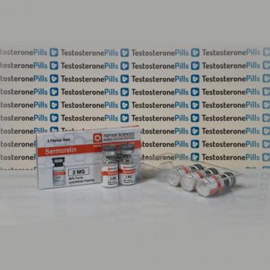 Sermorelin 2 mg Peptide Sciences