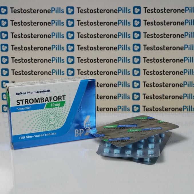 Strombafort 10 mg Balkan Pharmaceuticals | TPT-0084