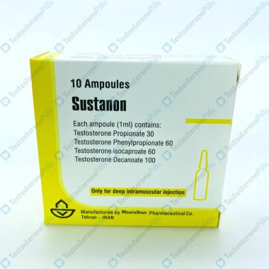 Sustanon 250 mg Aburaihan