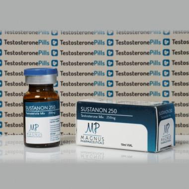 Sustanon 250 mg Magnus Pharmaceuticals