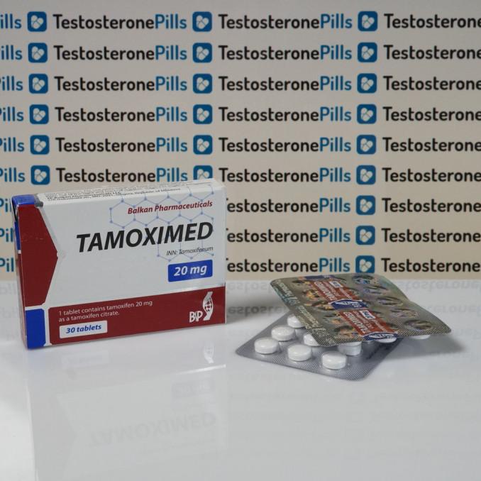 Tamoximed 20 mg Balkan Pharmaceuticals | TPT-0018