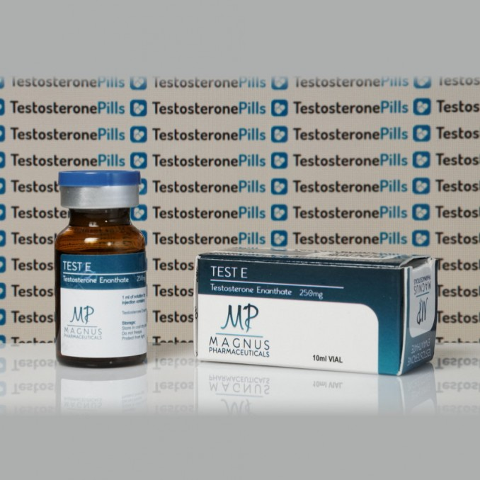 Test E ( Testosterone Enanthate) 250 mg Magnus Pharmaceuticals | TPT-0261