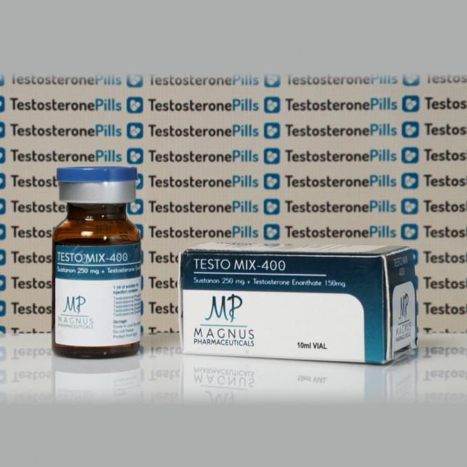 Testo Mix 400 mg Magnus Pharmaceuticals | TPT-0263 buy