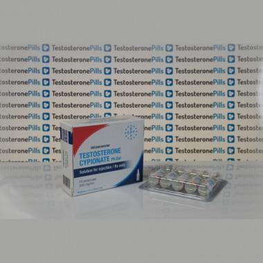 Testosterone Cypionato 200 mg Euro Prime Farmaceuticals