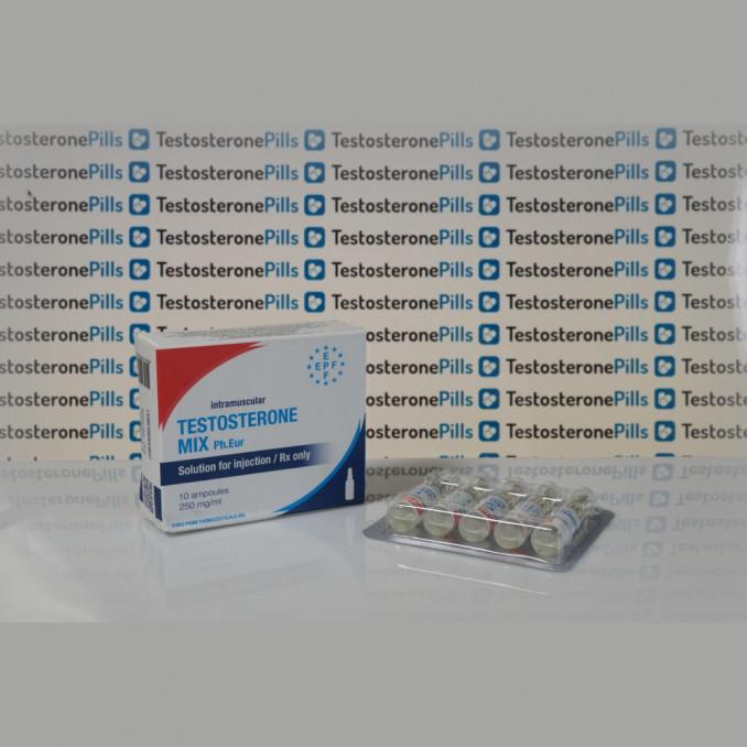 Testosterone Mix 250 mg Euro Prime Farmaceuticals | TPT-0274