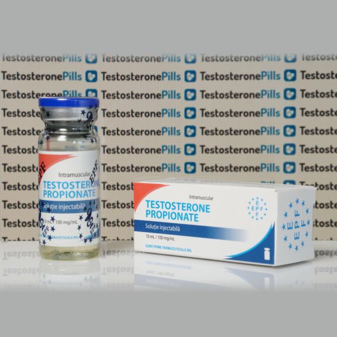 Testosterone Propionato 100 mg Euro Prime Farmaceuticals | TPT-0276 buy