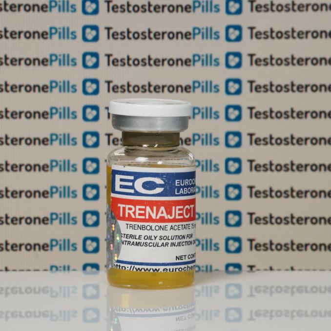 Trenaject A (Trenbolon Acetat) 75 mg Eurochem Labs | TPT-0052