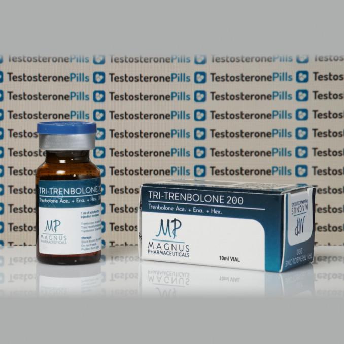 Tri-Trenbolone 200 mg Magnus Pharmaceuticals | TPT-0240
