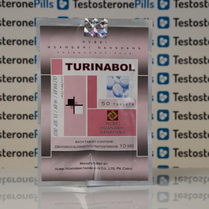 Turinabol 10 mg Hubei Huangshi Nanshang | TPT-0098