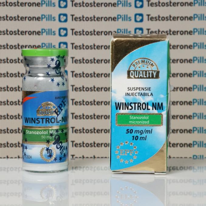 Winstrol NM 50 mg Euro Prime Farmaceuticals | TPT-0227 buy